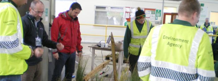 Water Framework Directive- Salix chosen as Environment Agency training partner