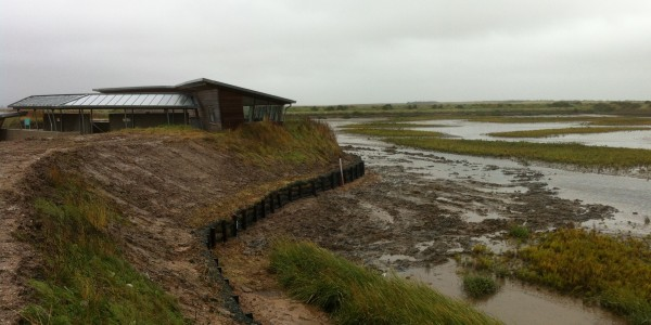 Titchwell Marshes Rock Rolls